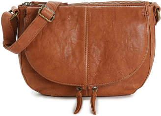Lucky Brand Dev Leather Crossbody Bag - Women's