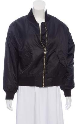 Chiara Ferragni Embellished Bomber Jacket