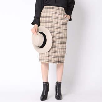 Vicky (ビッキー) - VICKY チェックタイトスカート