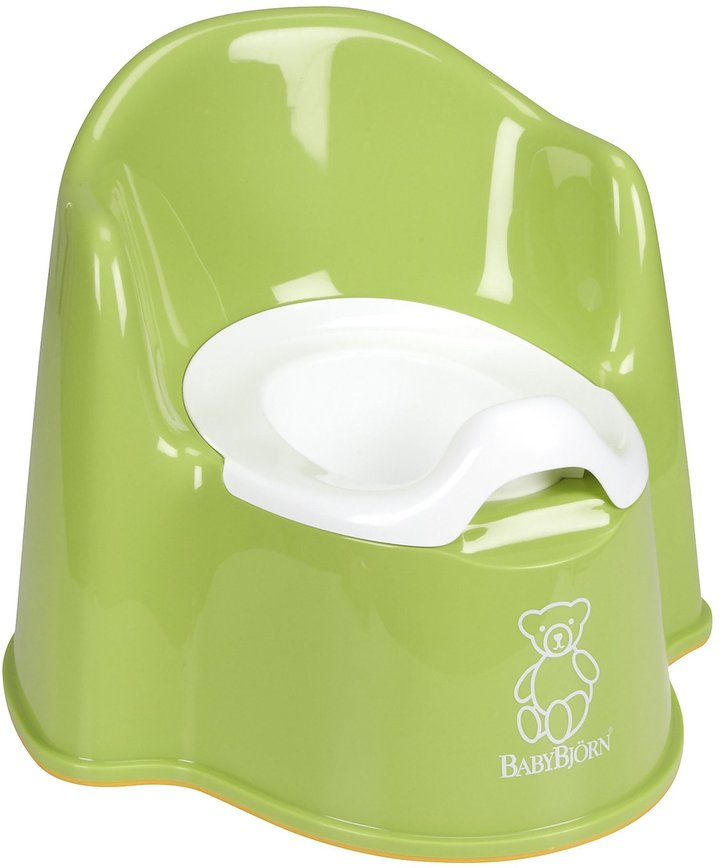 BABYBJÖRN Potty Chair - White