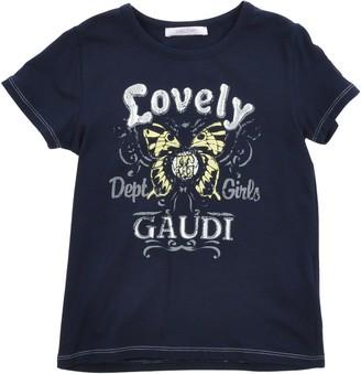 Gaudi' GAUDÌ T-shirts - Item 37611359JK
