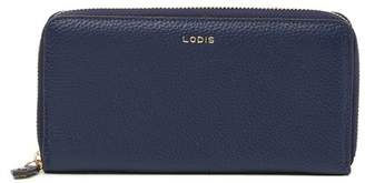 Lodis Colleen Zip-Around Leather Wallet