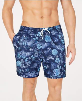 e17150cbe3 Trunks Surf & Swim Co. Men Splash Tropical-Print 6