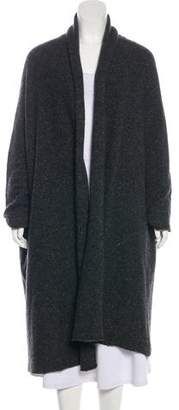 The Row Wool-Blend Open Front Cardigan