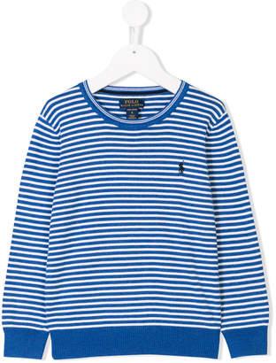 Ralph Lauren striped jumper