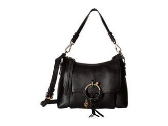See by Chloe Joan Suede Leather Small Shoulder Bag