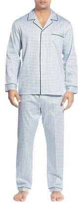 Men's Majestic International 'Twilight' Cotton Pajamas $80 thestylecure.com