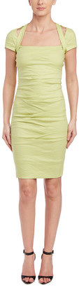 Nicole Miller Artelier Mariana Strappy Sheath Dress