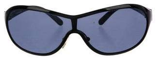 Prada Shield Tinted Sunglasses