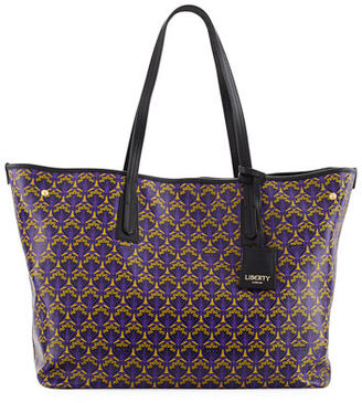 Liberty London Marlborough Iphis-Print Tote Bag $595 thestylecure.com