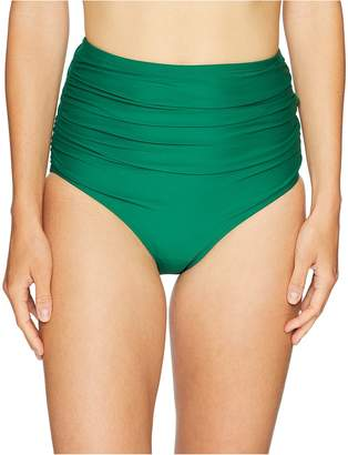 Unique Vintage Georgiana High-Waist Swim Bottoms Women's Swimwear