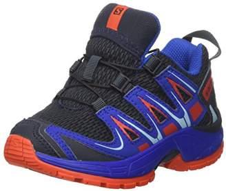Salomon Unisex Kids' Xa Pro 3D J Outdoor Multisport Shoes,5 UK