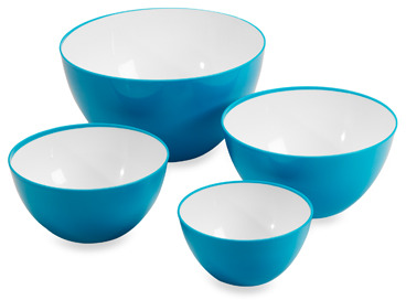 Bed Bath & Beyond All-Purpose Mixing Bowls - Set of 4
