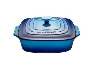 Le Creuset 2.6L Square Casserole Dish Blueberry