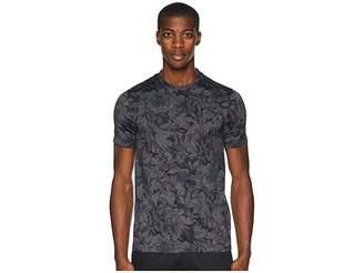 Etro Floral Crew Neck T-Shirt