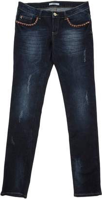 Patrizia Pepe Denim pants - Item 42527524FF