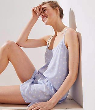 LOFT Dandelion Cami Pajama Set