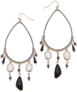 Nakamol CHICAGO Mixed stone earring