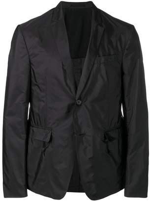 Prada buttoned suit jacket