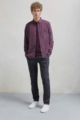 French Connenction 28 Wales Long Sleeved Corduroy Shirt