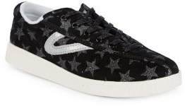 Tretorn Nylite Leather Sneakers