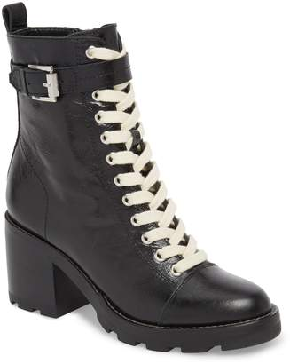 Marc Fisher Waren Combat Boot