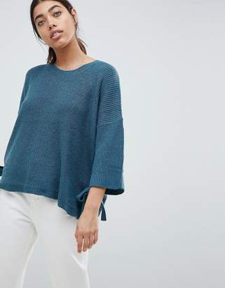 Asos Sweater with Tie Sides