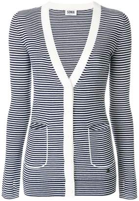 Sonia Rykiel Sonia By striped cardigan