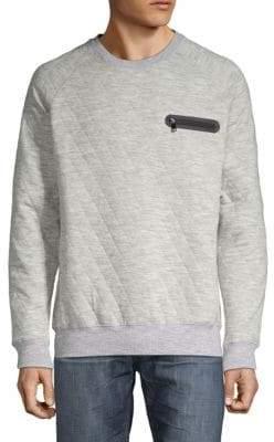 Sovereign Code Mcmurray Raglan Sleeves Sweatshirt