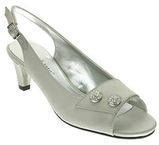David Tate Women's Party heels 9.5 M