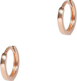 Ariel Gordon Rose Gold Petite Hoops