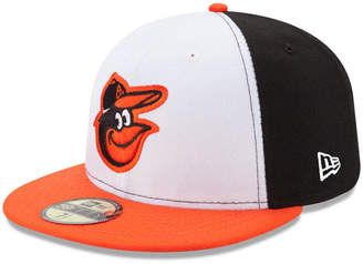 New Era Baltimore Orioles Authentic Collection 59FIFTY Cap