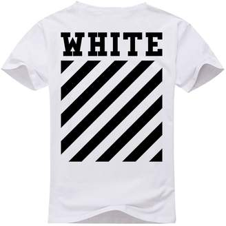Off-White Mens T-Shirt Short Sleeves Classic Logo