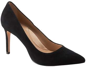 Banana Republic Madison 12-Hour Rounded-Topline Pump