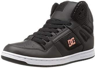 DC Women's Rebound High TX SE Skate Shoe-W