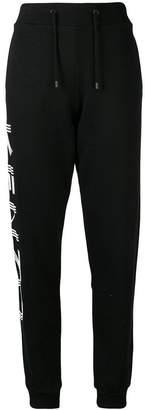 Kenzo logo track pants