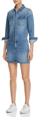 Vero Moda Jenna Long-Sleeve Denim Dress