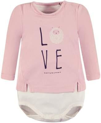 Bellybutton Kids Baby Girls' Body 1/1 Arm Bodysuit