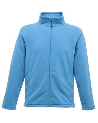 Regatta Mens Plain Micro Fleece Full Zip Jacket (Layer Lite) (L)