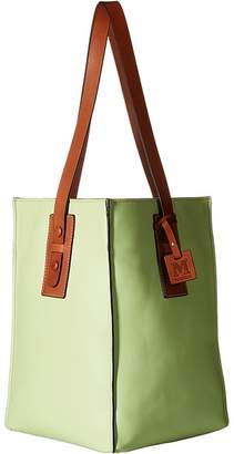 M Missoni Bicolor Tote Tote Handbags