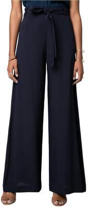 Le Château Women's Viscose Wide Leg Pant