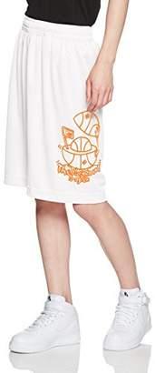 Converse (コンバース) - (コンバース)CONVERSE バスケットボールウェア ウィメンズ プラクティスパンツ 18SS CB381801 [レディース] CB381801 1100 ホワイト O