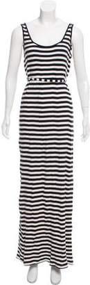 Edith A. Miller Sleeveless Maxi Dress