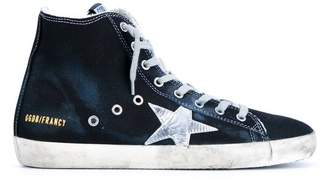 Golden Goose 'Francy' hi-top sneakers