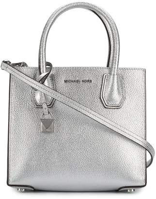 MICHAEL Michael Kors Mercer Leather Messenger Bag