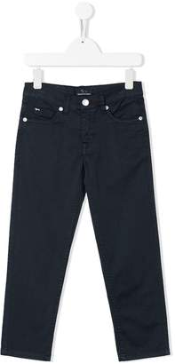 Harmont & Blaine Junior classic slim-fit jeans
