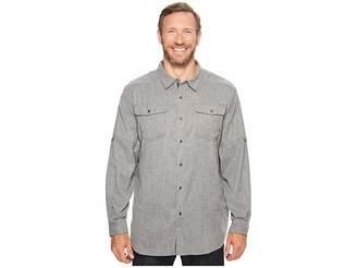 Columbia Big Tall Pilsner Lodge Long Sleeve Shirt Men's Long Sleeve Button Up
