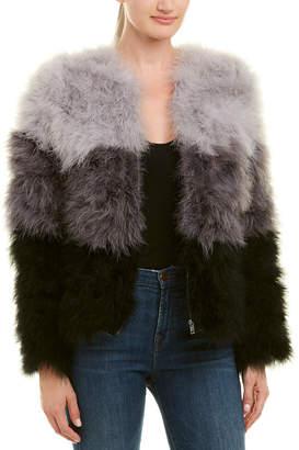 Chaser Fuzzy Jacket