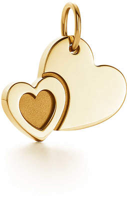 Tiffany & Co. & Co. Charms sweet heart charm in 18k gold