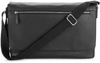 Cole Haan Java Leather Messenger Bag